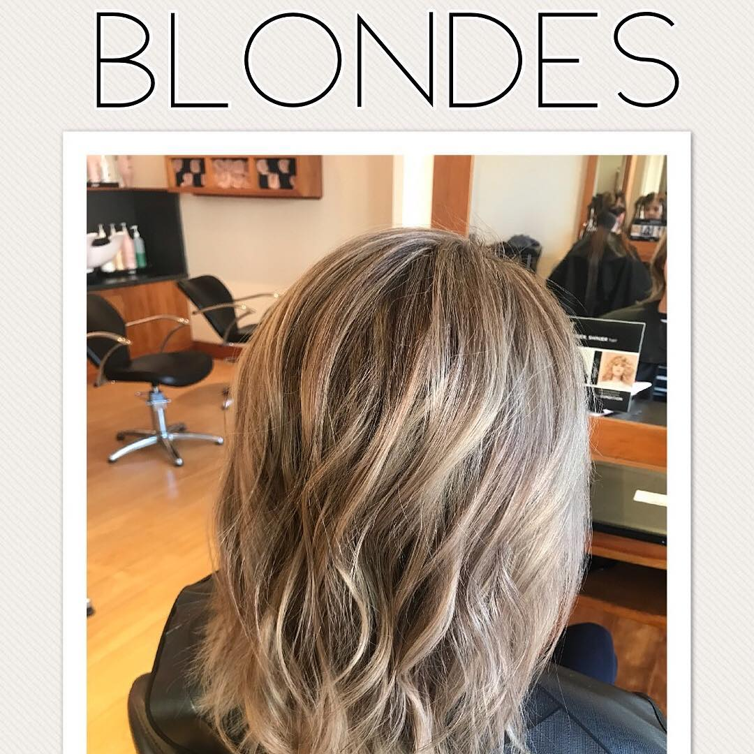 Are you a blonde? Want to change your look forhellip