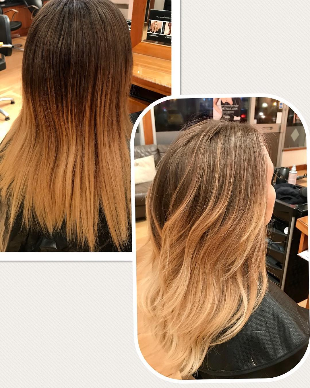 Gorgeous balayage for this lady brightened and toned but stillhellip