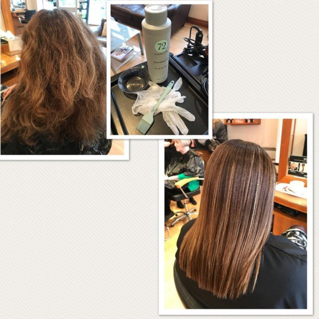 Wow see the beautiful results of our 72hair product! Stillhellip