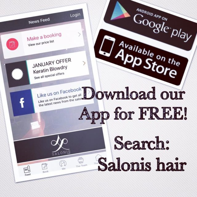 Our App is available to download and is Completely FREE!hellip