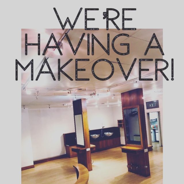 NEWS FLASH! Were having a makeover!!! Salon will be closedhellip